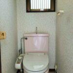 トイレが2ヶ所あります!