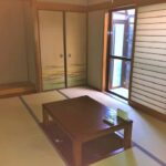 掘りごたつがある和室です!